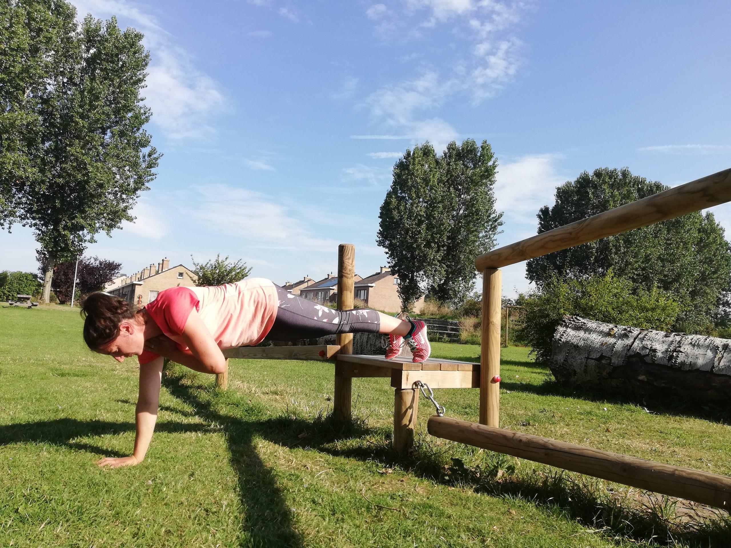 fitness bootcamp lombardsijde personal training nieuwpoort middelkerke westende